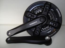 Шатун 26 Shimano FC-M 1319(171mm)