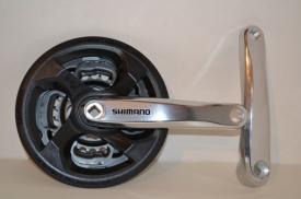 Шатун 26 Shimano FC-M 131(171mm)
