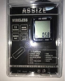 AS-6000 без проводной
