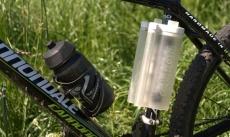 Clipon – фляга-клипса, подходящая любому велосипеду